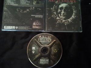 Arch Enemy Doomsday Machine '05 Century Media Rec