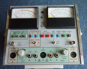 Promax AA-930 Audio Analyzer