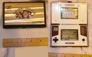 Nintendo Donkey Kong II 2 Game and Watch Vintage Nr
