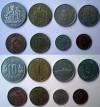 LOTE 8 MONEDAS DE ISLANDIA- LOT OF 8 COINS FROM ICELAND