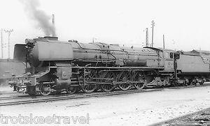 RENFE Spanish Railways Steam Loco 242 F 2004 Miranda 71