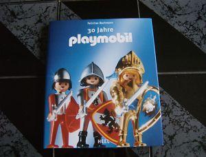 30 Jahre Playmobil Buch