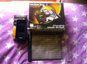 Iphone 4g Power Sleeve+ Duracell Mygrid