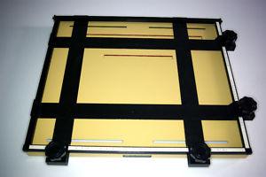 Saunders 4 blade 11X14 Slim track darkroom easel - Marginador - 99