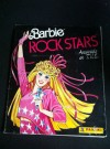 ALBUM BARBIE ROCK STARS COMPLETO