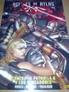 AGENTES DE ATLAS Nº 3 Contra patrulla-x y Vengad. HEROES MARVEL   PANINI COMICS