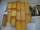 Varias cajas para pistas y circuitos Exin. GT20, GP25, GP26, GP22, RC24, GP3...