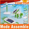 6 in 1 Educational Solar Power Manual Assemble Kits Toy