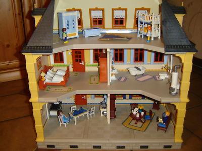 Playmobil Stadtvilla 5301 Mit Zubeh R Nur 1 Tag