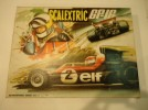 CAJA GP-16 SCALEXTRIC EXIN COMPLETA 2 COCHES TYRRELL FORD
