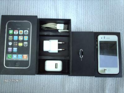 iphone 3g 16gb con pantalla rota por caida