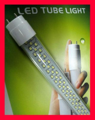 LED Röhre 60 cm 600 mm G13 T8 9 Watt 800 Lumen Tageslicht-weiss mattiert