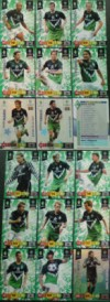 2011 Panini Adrenalyn XL Champions League Update Bremen Set All 18 Cards