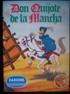 ÁLBUM CROMOS/STICKERS DON QUIJOTE DE LA MANCHA  100% COMPLETO-DANONE-1978
