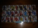 Adrenalyn Champions League 11/12 All 225 Basic Cards Complete Set