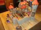 Playmobil  Ritterburg mit viel Zubehör im Karton 3666