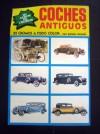 ÁLBUM COCHES ANTIGUOS AÑOS 70 (32 CROMOS) COMPLETO