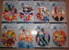Lote X-MEN -Coleccionable- nº 1 al 8 (PANINI, 2006) ,