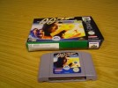 Nintendo 64 N64 007 World Is Not enough Game with Box