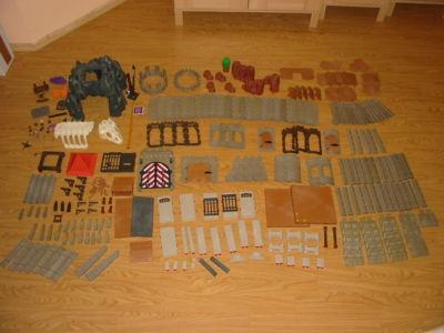 Playmobil Sammlung Konvolut