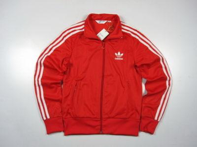 adidas originals chaqueta roja