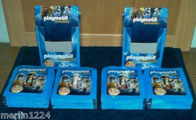 Playmobil ( 100 Tüten + Displayboxen )