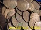 $WHOLESALE_COINS€ FANTASTICO LOTE 50 MONEDAS 10 CÉNTIMOS COBRE ESCASAS OCASIÓN