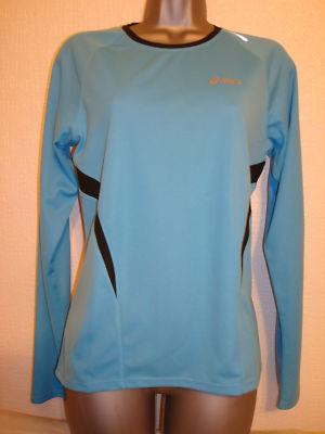 asics Long sleeve running shirt UK 14