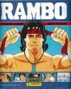 Panini Rambo Sticker Album (1986, Spanish Edition / Edición en español)
