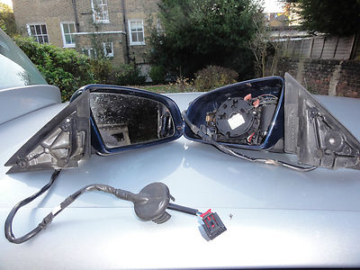 Audi A3 S3 8P 2003-2008 Electric Folding Wing Mirrors & Auto Dimming