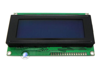 RT204-1 20x4 characters LCD module Blue backlight 1pcs