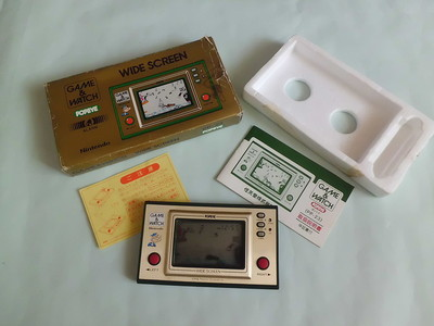 Boxed Nintendo Game & Watch - Popeye! 1981 CIB LCD | eBay</title><meta name=