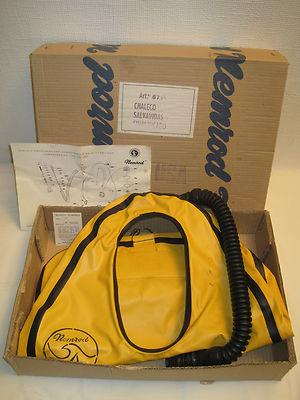 NEMROD EQUIPOS Tarierweste buoyancy compensator vintage Hans Hass Cousteau Ära | eBay</title><meta name=