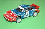 PORSCHE CARRERA RS- SCALEXTRIC