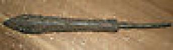 MEDIEVAL IRON ARROW LONGBOW ARROWHEAD very nice and 10.8 cm long !!!!!!