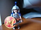 PLAYMOBIL CENTURION ROMANO DEL ESCORPION