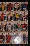 Panini Adrenalyn XL EURO 2012 alle 16 Rising Star Karten Neu komplett