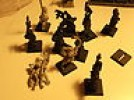 Warhammer High Elves White Lions of Chrace x9 Korhil,