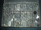 Warhammer 40K Tyranid Warrior Termagaunt Genestealer Trygon etc Bits Lot Huge