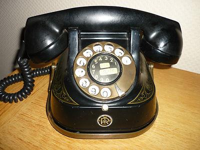 altes Telefon Marke Bell MFC Company