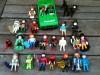23 Playmobil Figuren mit Zubehör und 1 Playmobil Polizeiauto