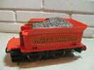 Playmobil Train Tren Western Oeste 4034 LGB Wagon Maquina Carbon Klicky