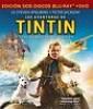 Las Aventuras de Tintin El Secreto Del Unicornio DVD Bluray Nuevo