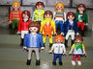 Playmobil Figures x10 LP