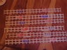 Vintage Scalextric Fencing Fence with Barrier Used Condition See Others