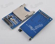 1pcs Arm MCU New SD Card Module Slot Socket Reader for Arduino