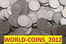 100 Monedas de 25 Pesetas de Franco Y Rey