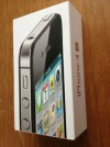 Box Inserts Only for Apple iPhone 4S 16GB Smartphone No Phone MD279LL A