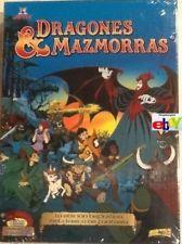 Dragones Y Mazmorras Serie Completa En 4 DVD Descatalogada Nueva Precintada