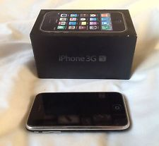 Apple Black iPhone 3GS Spares Repair